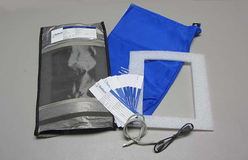 RF EMI USB Forensic Pouch Kit