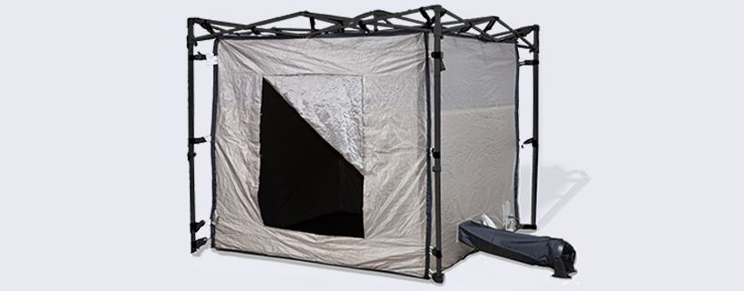 Forensics Portable Tent Enclosures & Forensics Portable Tent Enclosures - Select Fabricators Inc