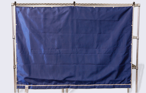 Select-A-Shield RF isolation curtain