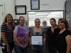"The Finger Lakes Workforce Investment Board, Inc. (FLWIB) announced today that, Select Fabricators, Inc. is August's ""Business of the Month"""