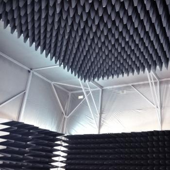 RF/EMI Shielded Modular Enclosure