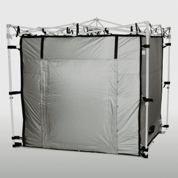 RF/EMI Shielded Portable Enclosure