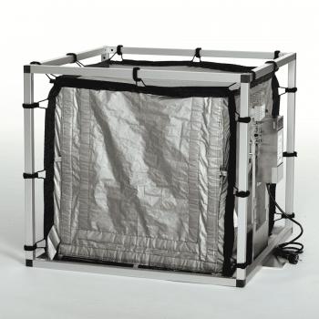 RF/EMI Shielded Tabletop Enclosure